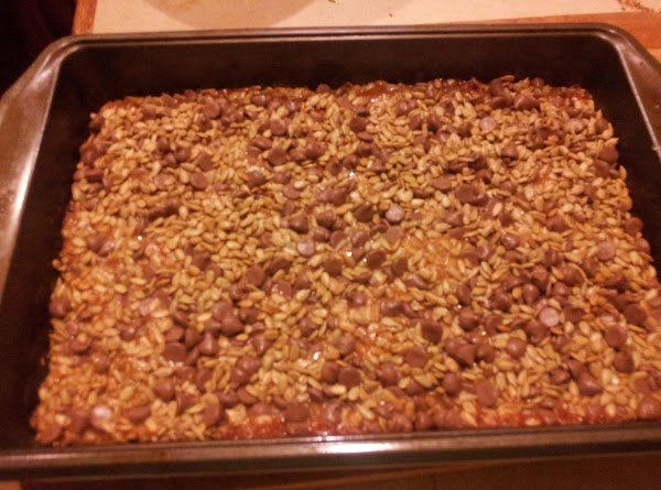 Sunflower Nut Bars Recipe