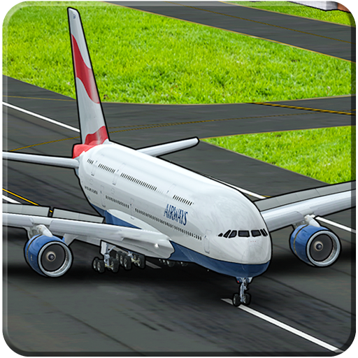 Aeroplane Flight Simulator 3d: Real Pilot Game
