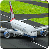 Aeroplane Flight Simulator 3d: Real Pilot Game