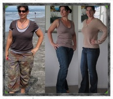 My before and after Herbalife NZ