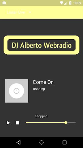 DJ Alberto Webradio