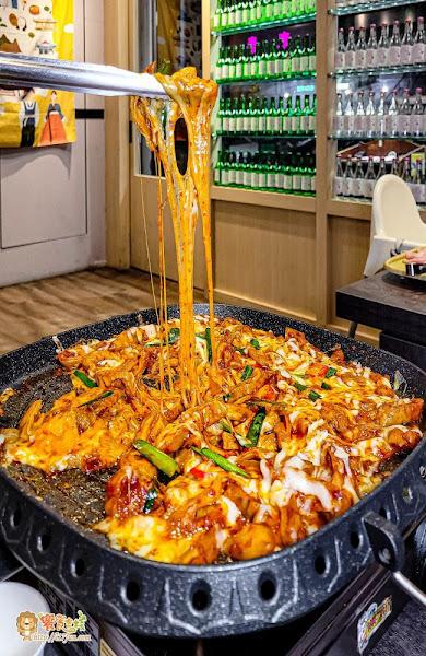 Meogeo 먹었 韓式烤肉