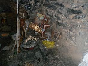 Photo: Une nuit (pas) très orthodoxe au Mt Ida