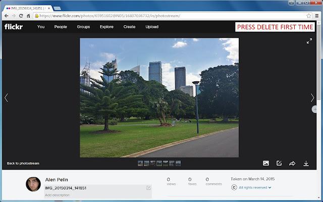Flickr Extensions