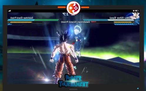 Saiyan Ultimate: Xenover Battle 2 - náhled