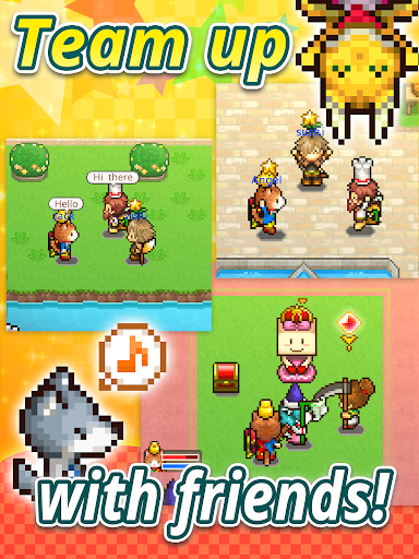 Quest Town Saga screenshot 17