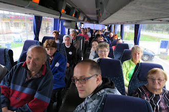 Photo: Cesta v autobuse
