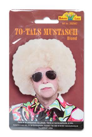 Mustasch, 70-tal