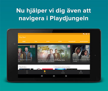 tv.nu- screenshot thumbnail