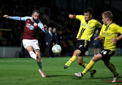 """Burnley over een mogelijke transfer van Defour: """"Hij moet eerst fit raken"""""""