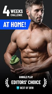 Home Workout APK – No Equipment 1