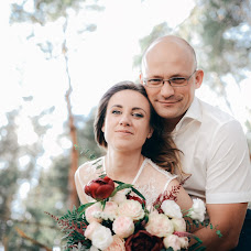 Wedding photographer Roman Stepushin (sinnerman). Photo of 15.09.2018