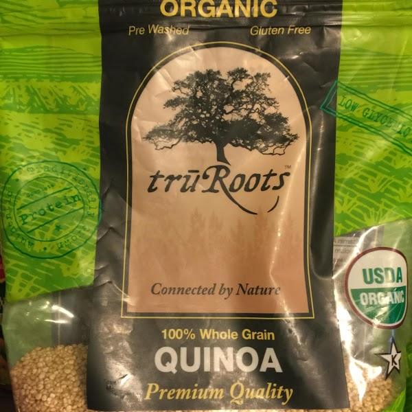Bring 1/2 c dried quinoa and 1Tbs of chia seeds in one cup of...
