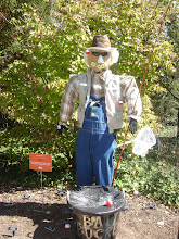 Photo: CAL Scarecrow - done by the Cumberland at Green Hills Assisted Living Community