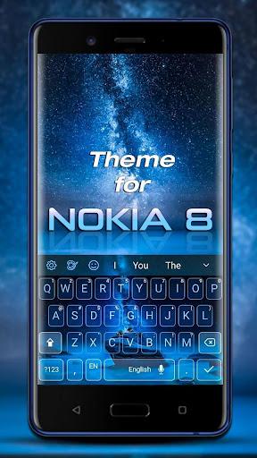 Theme for Nokia 8 10001004 screenshots 1