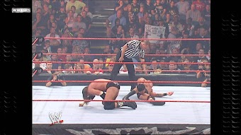 No Mercy October 7, 2007 Last Man Standing Match for the WWE Championship Triple