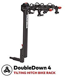 hitch bike rack with lock