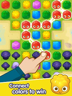 Jelly Splash - Line Match 3 screenshot 05