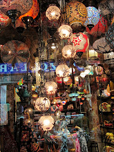Photo: Day 104 - Lantern Shop In the Egyptian Spice Bazaar #2