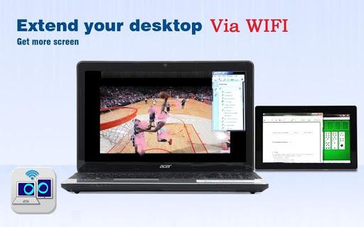 Air Duet Screen-USB 2ndDisplay