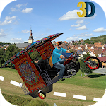 Off-Road Auto Tuk Tuk Ride Sim Icon