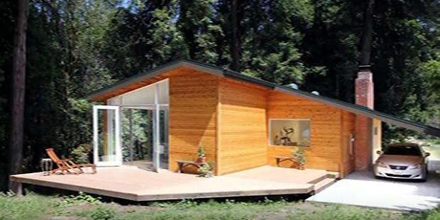 wooden house design 2018 - náhled