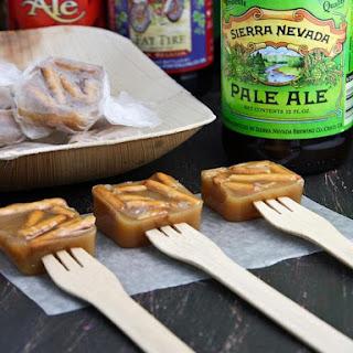 Ale and Pretzel Soft Caramels.