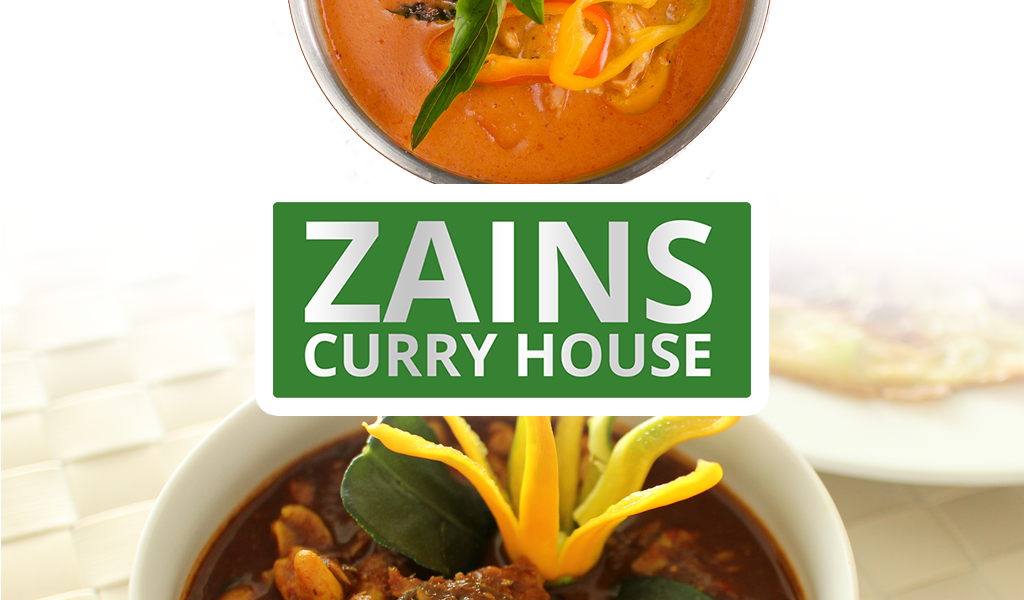 ZAINS CURRY HOUSE- screenshot