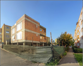 Photo: Spatiu intre blocurile cu Nr.9-11 - 2017.10.17