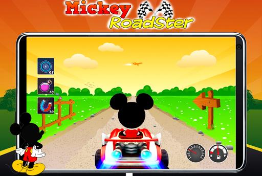 Mickey Race Roadster Adventure  screenshots EasyGameCheats.pro 3