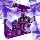 Royal Purple Keyboard icon