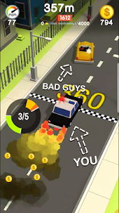Crashy Cops! Screenshot