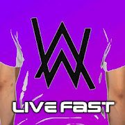Live fast && Play - alan walker