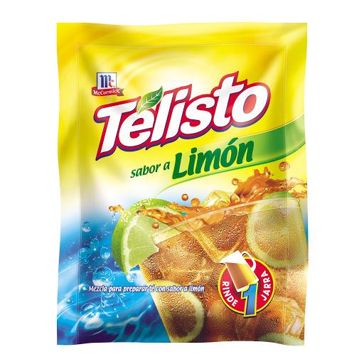 Bebida En Polvo Telisto Limon 90Gr