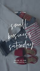 Small Business Saturday Sale - Facebook Story item