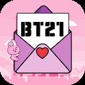 BT21 Chat Simulator icon