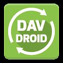 DAVdroid – CalDAV/CardDAV Sync icon