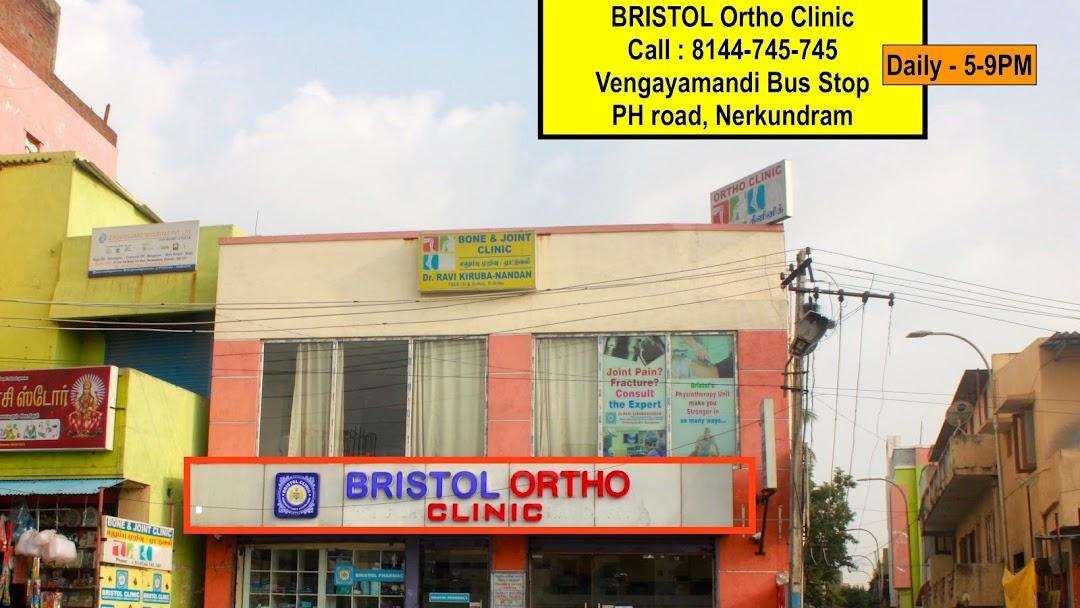 Bristol Ortho Clinic - Dr  Ravi Kirubanandan - Private Ortho