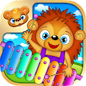 123 Kids Fun MUSIC icon