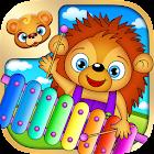 123 Kids Fun MUSIC - Kids Music Educational Games icon