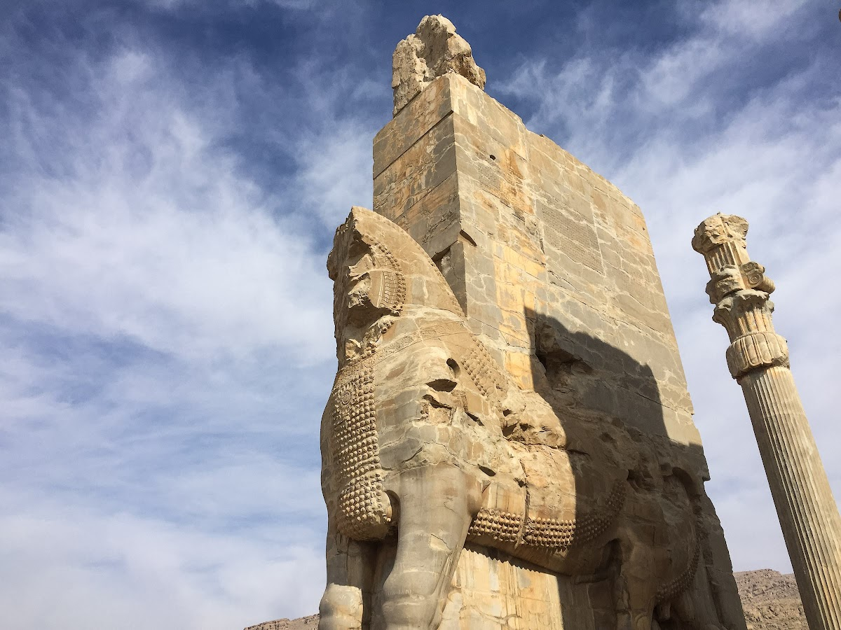 Things to Do in Shiraz Travel Guide // Persepolis from Shiraz