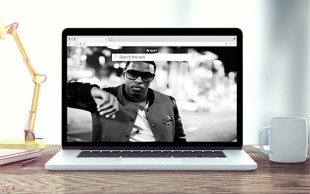 Jeremih HD Wallpapers New Tab Theme