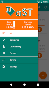 DAST Download & Stream Torrent Screenshot