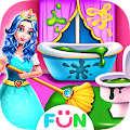 Princess Room Clean – Girls Cleanup Games APK