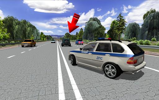 Traffic Cop Simulator 3D screenshot 13