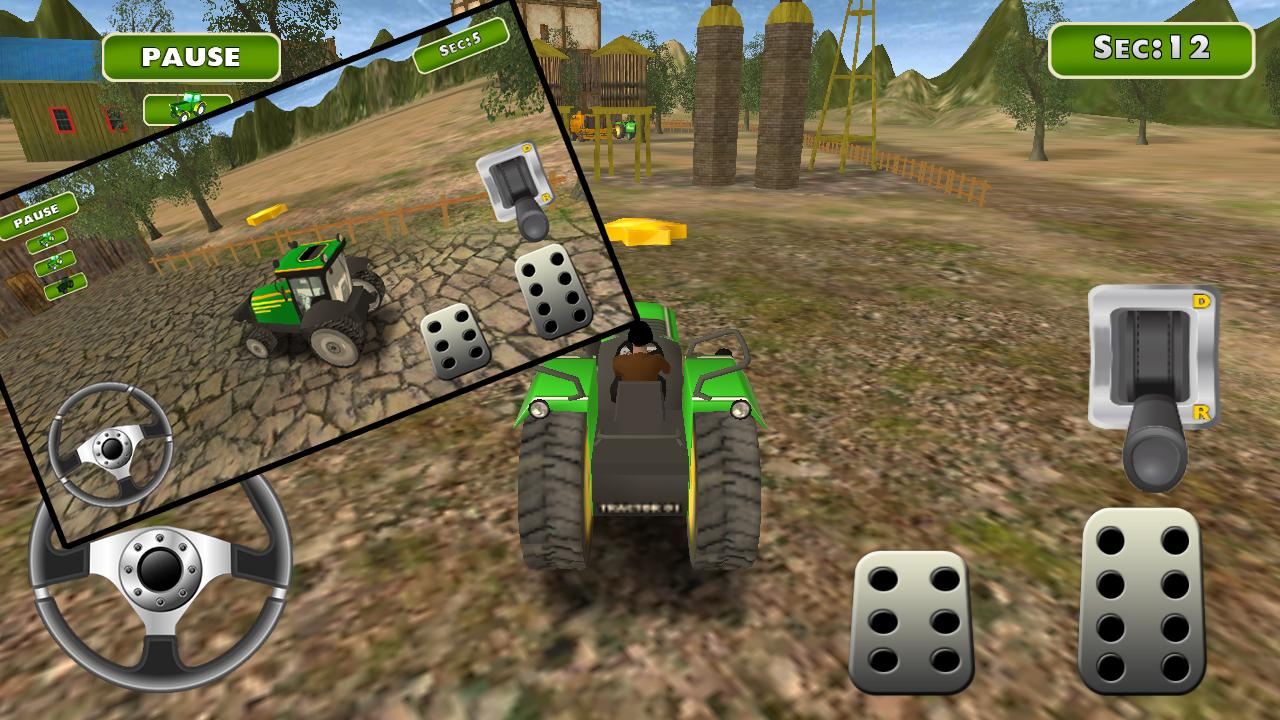 Tractor Farm Simulator 2015 Android Apps On Google Play