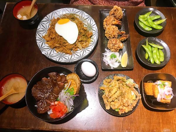 氣氛環境都很棒 餐點也很用心很好吃 而且飯不夠還可以加飯唷!