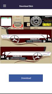 Livery Bussid Pandawa 87 - náhled