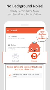 Mobizen Screen Recorder for LG - Record, Capture - náhled