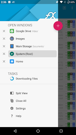 FX File Explorer  screenshots 3